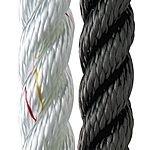 polypropylenové lano stáčené