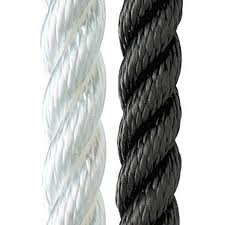 polyamidové lano
